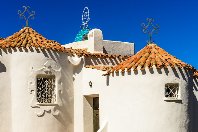 Voyage aux Couleurs de la Sardaigne – Costa Smeralda/Porto Cervo- Église Stella Maris