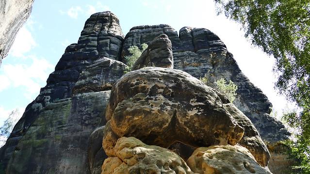 The little rocks