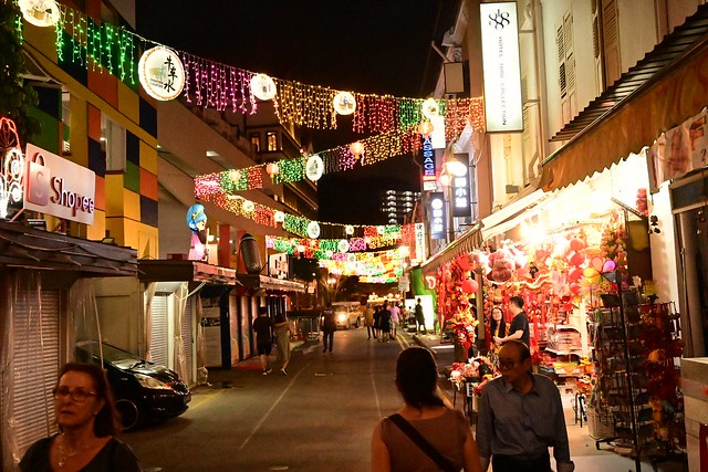 Street views in Singapore: Smith Street