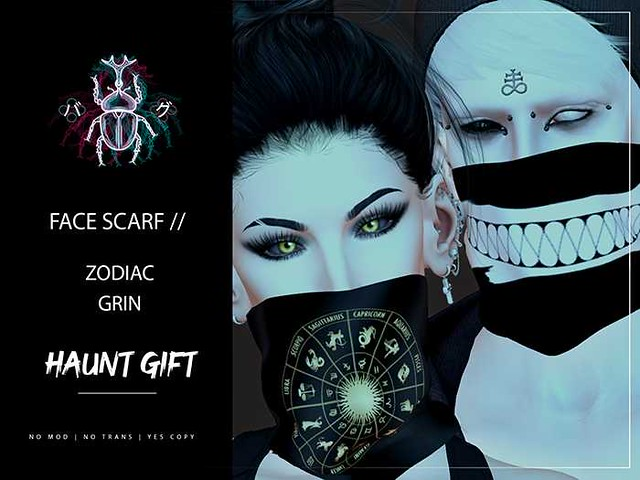 -BUG- Necrosis Haunt & Hunt Gift