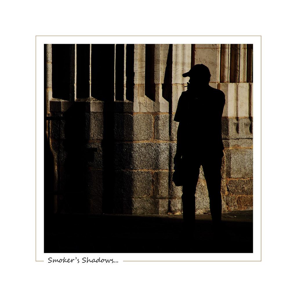 Smoker's Shadows...