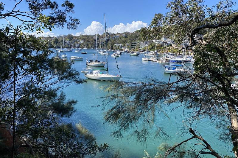 Wreck Bay bushwalk