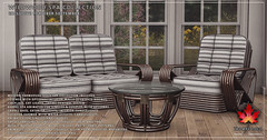Trompe Loeil - Wildwood Spa Collection for Uber September