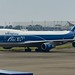 "AirBridgeCargo VP-BIK Boeing747-46NF(ER) ""XL oversize livery"""