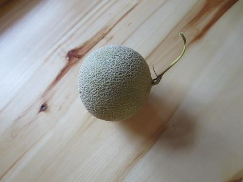 Cantaloupe Ripening