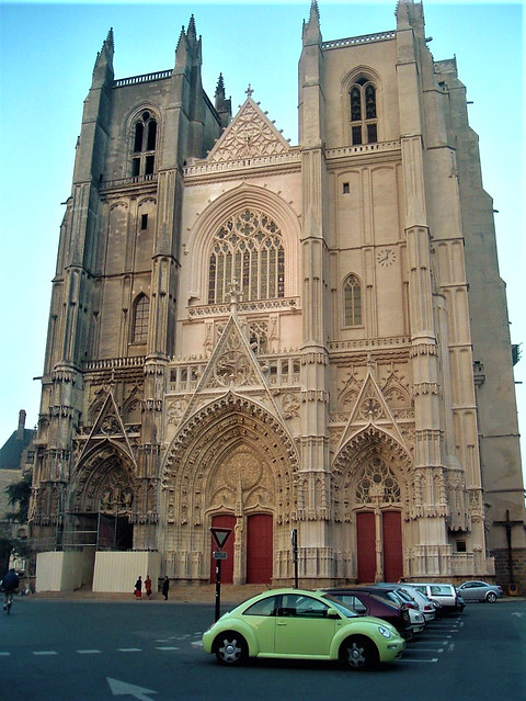 Nantes  - France....20 years ago
