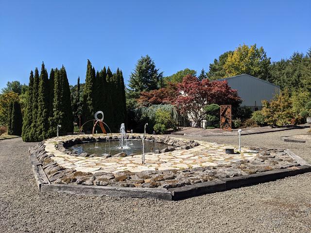 Mason-Rivera Sculpture Garden