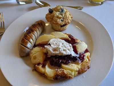 breakfast @ La Bastide B&B