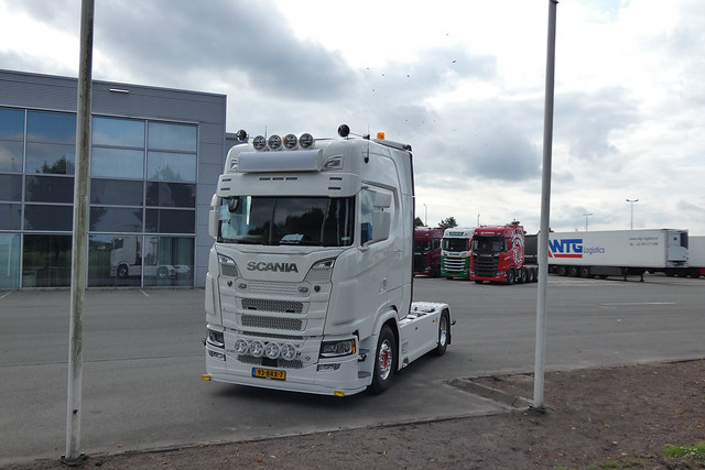 Scania NG530S Berry de Ridder Klazienaveen
