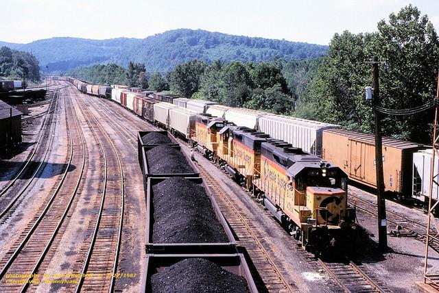 Ches BO 4064-3903-2103, Connellsville, PA. 7-27-1987