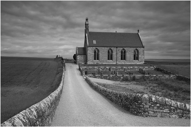 Boarshill Church - St Andrews