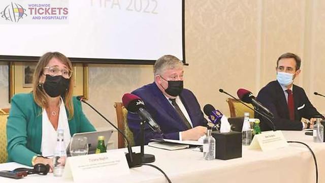 Qatar Football World Cup Tickets: EU Senate team praises Qatar for labor developments
