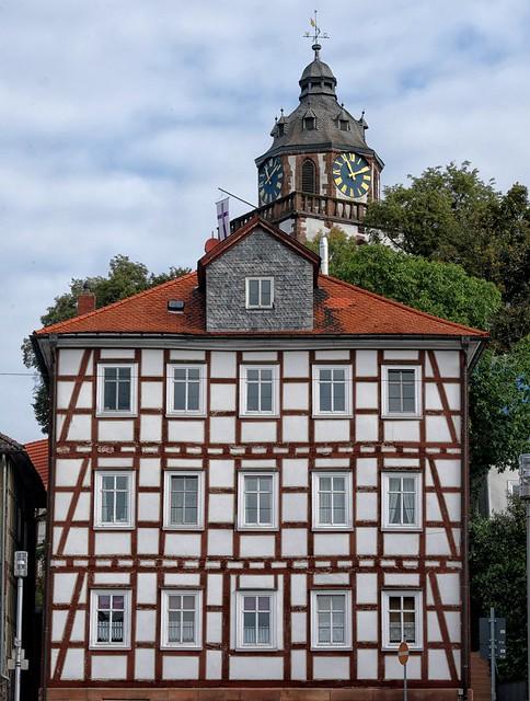 Kirchhain Fachwerkhaus