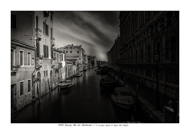 2020 Venezia, Rio dei Mendicanti