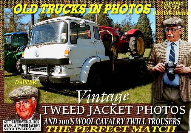 Old Trucks In Photos  Truck 1