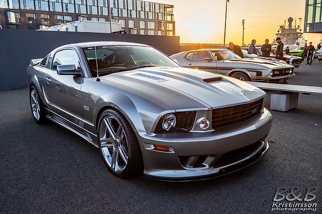 Saleen S302 ExtremeSterling edition ´08