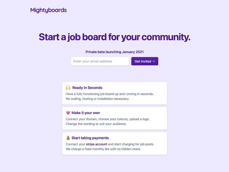 Mightyboards