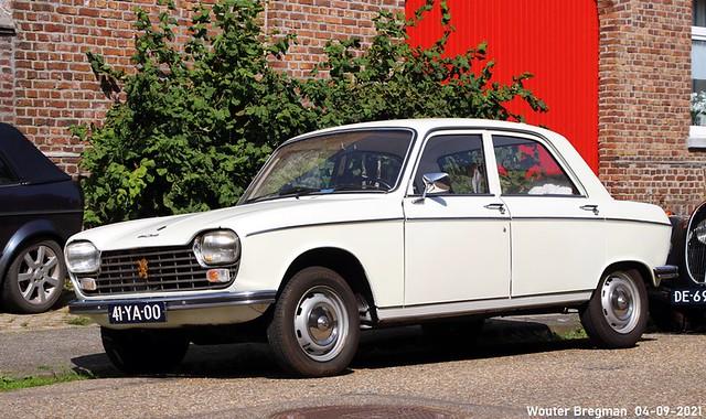 Peugeot 204 1974