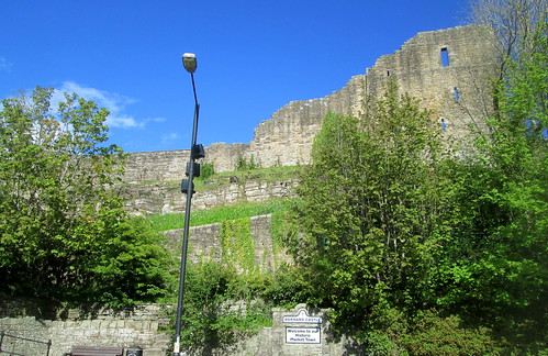 Barnard Castle, Castle