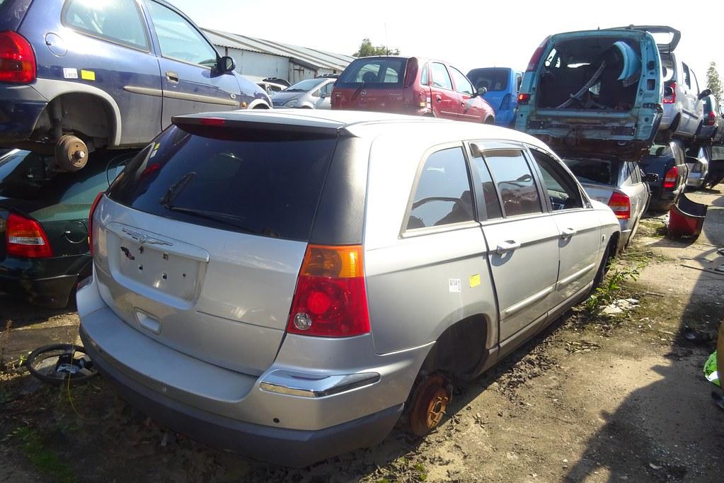 Chrysler Pacifica 3.5 V6 aut 2004 73-JXR-6