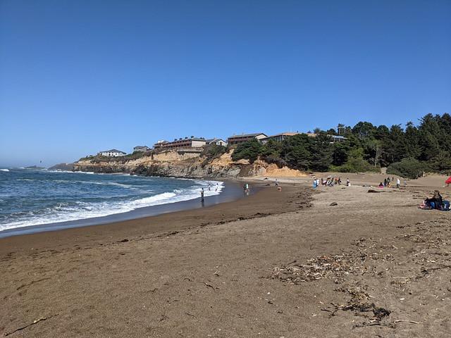 Fogarty Creek Beach