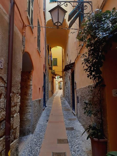 Rue à l'italienne 👍💯