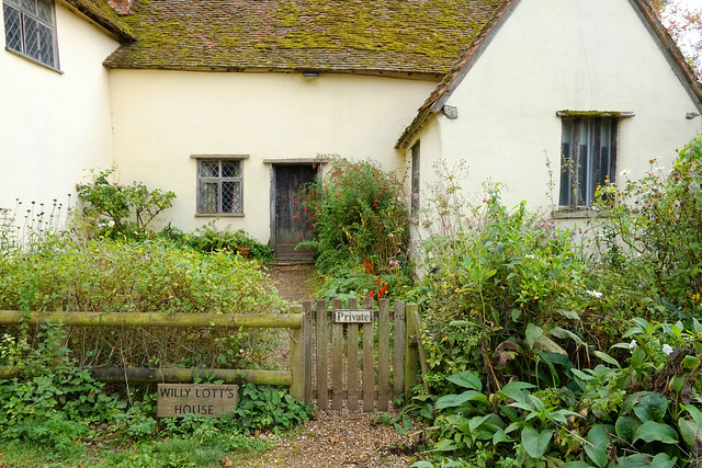 Willy Lott's House NT Suffolk