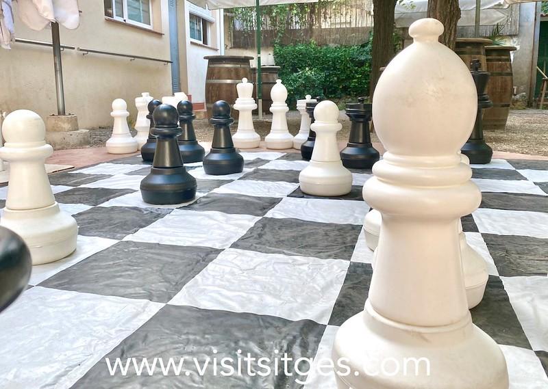 Fotos Mundial ajedrez femenino Sitges 2021