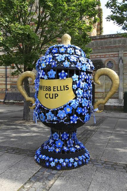 Webb Ellis Cup, Rugby, Warwickshire (39/52)
