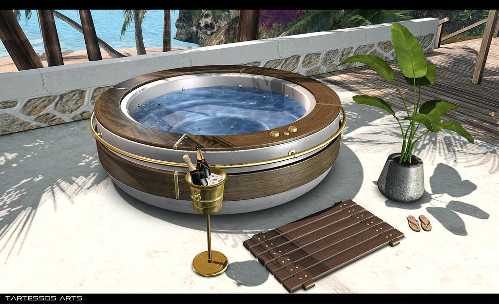 TA Spa Hot Tub