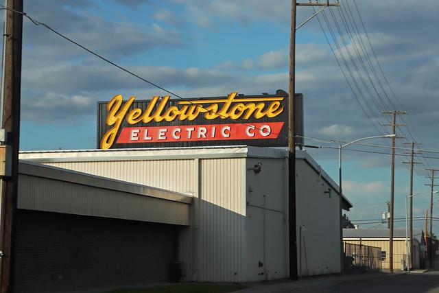 Yellowstone Electric Co