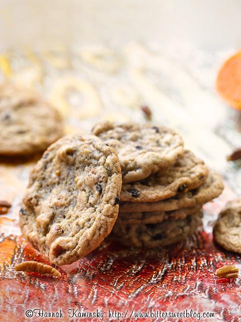 Cranberry-Currant Cookies 1