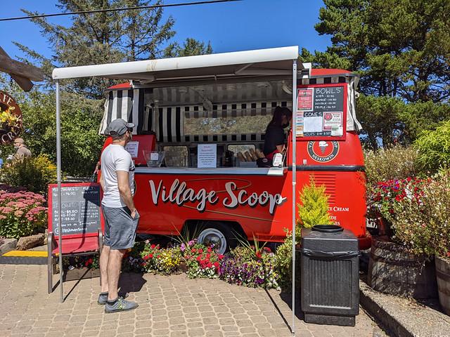 Tillamook ice cream truck!