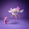 Flying egg-piglet