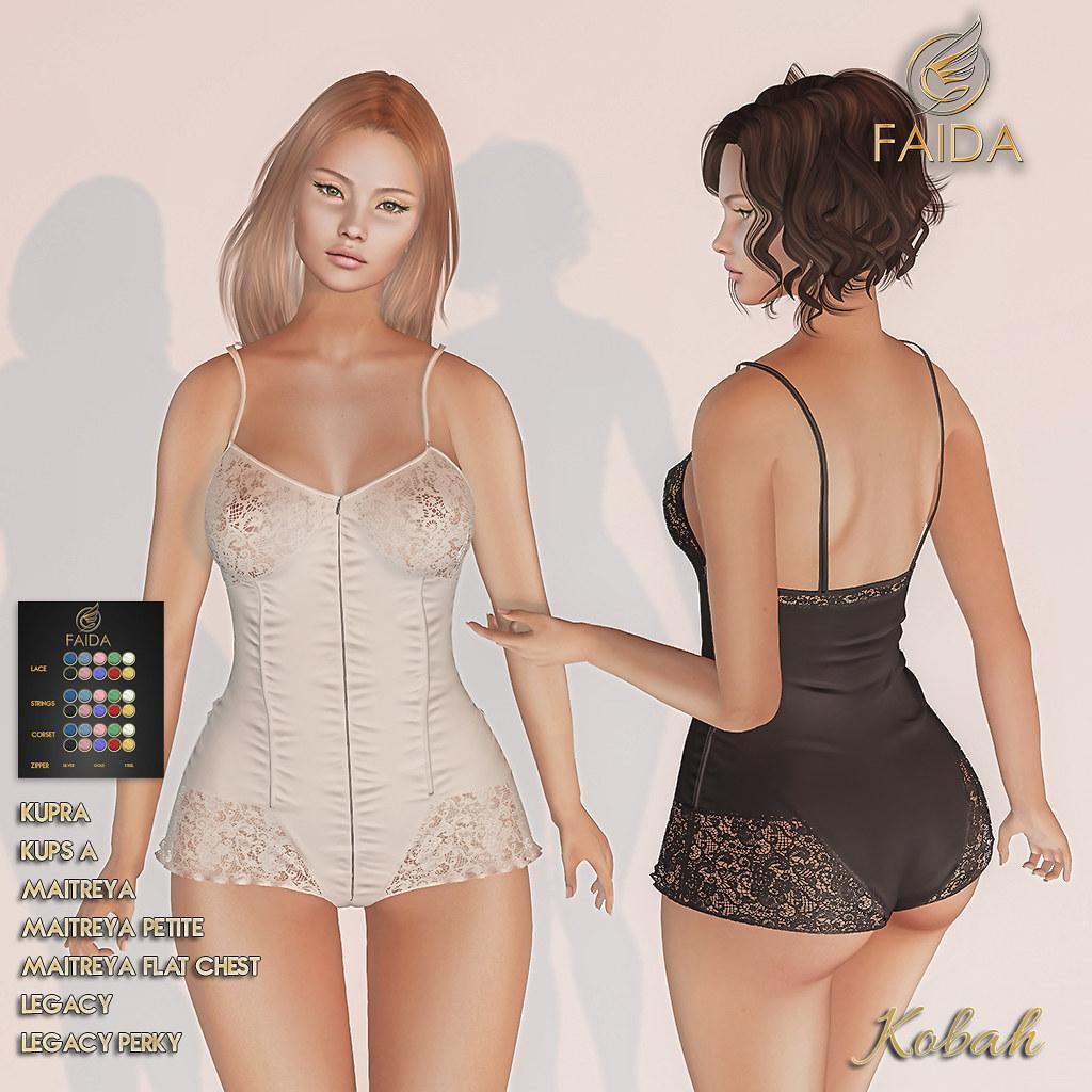 Faida – Kobah full pack