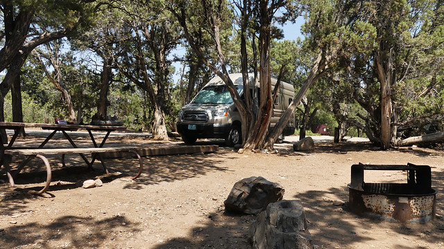 CO - Black Canyon of the Gunnison National Park - North Campground Site 3 - Sally