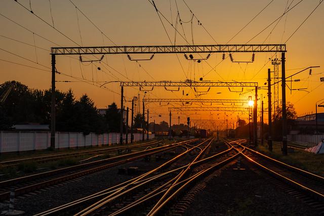 Railway to the Sun [explored]