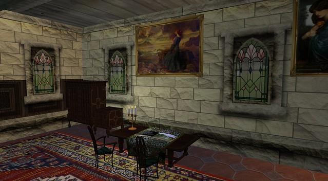 The Lady of Shalott's Quarters (3)