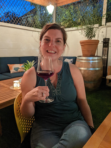 wine @ Les Caves & Le Clos
