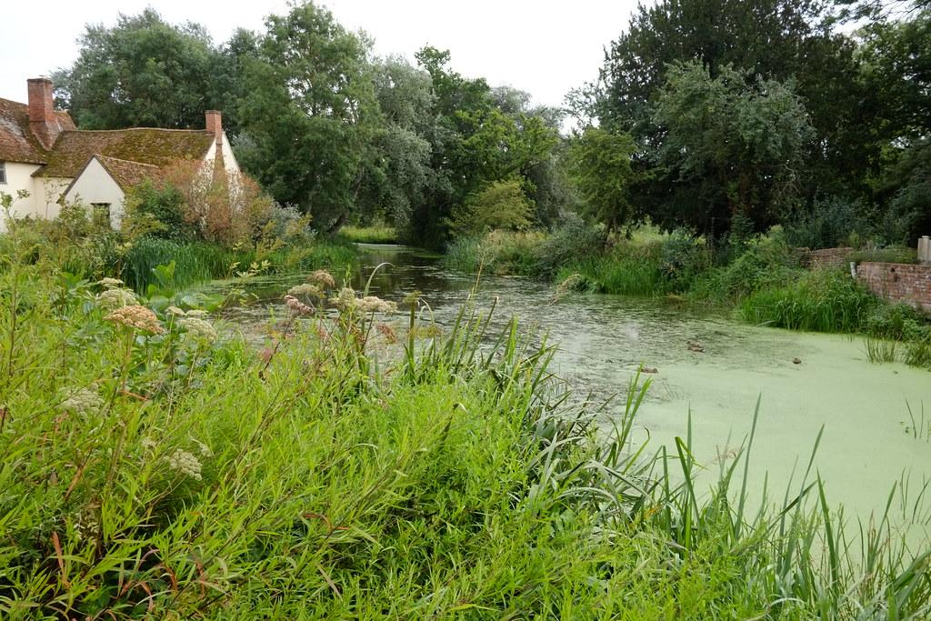 Willy Lott's Cottage Suffolk NT