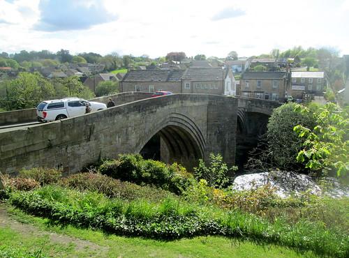 Bridge at Barnard Castle