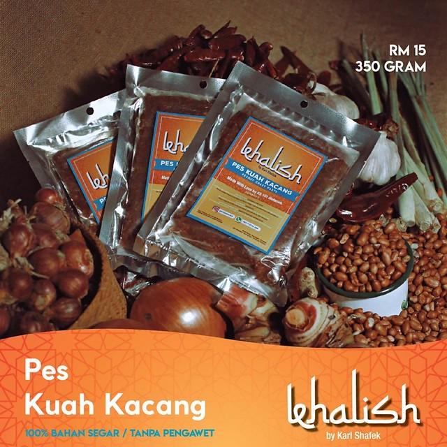 Karl Shafek Terharu Siti Nurhaliza 'Repeat' Order Pes Kuah Kacang Khalish