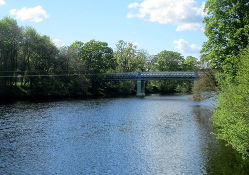 Bridge Over River Tees, Barnard Castle