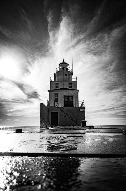 Manitowoc Lighthouse, WI.