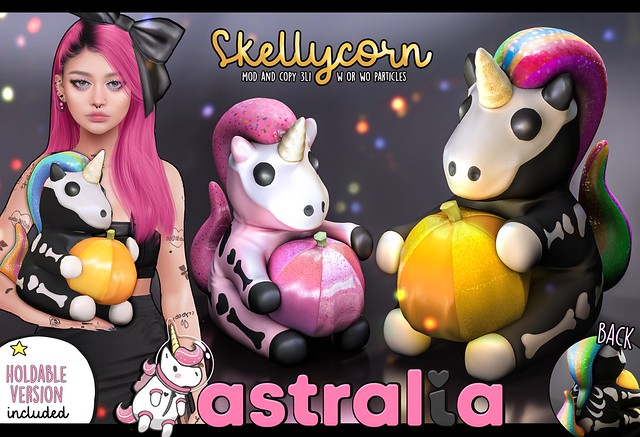 Astralia Skellycorn @Uber!