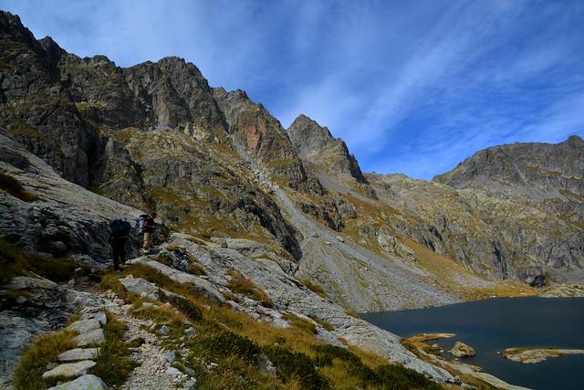 Lac de la Valmastre Mercantour France _7933