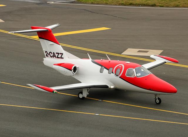 2-CAZZ Eclipse EA500