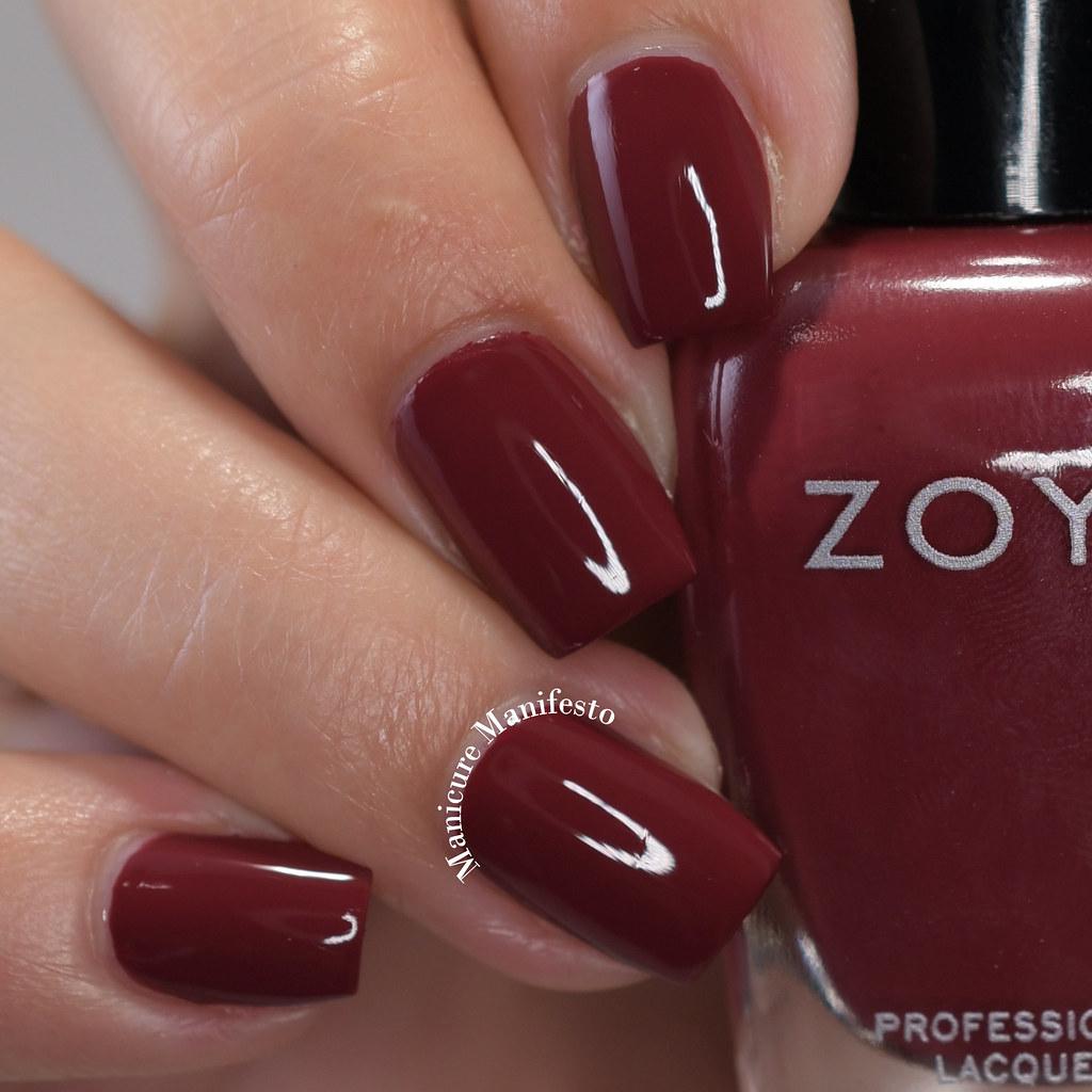 Zoya Rochelle swatch