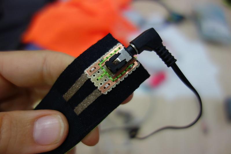 mono aux breakout for sensor