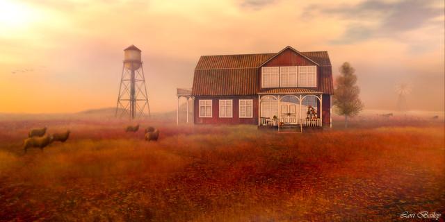 Voyager - Autumn @ ELVION